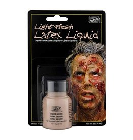 Mehron Latex 1oz. Flesh