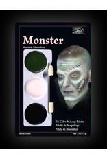 Mehron Monster Tri-Palette