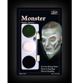 Mehron Monster Tri-Palette