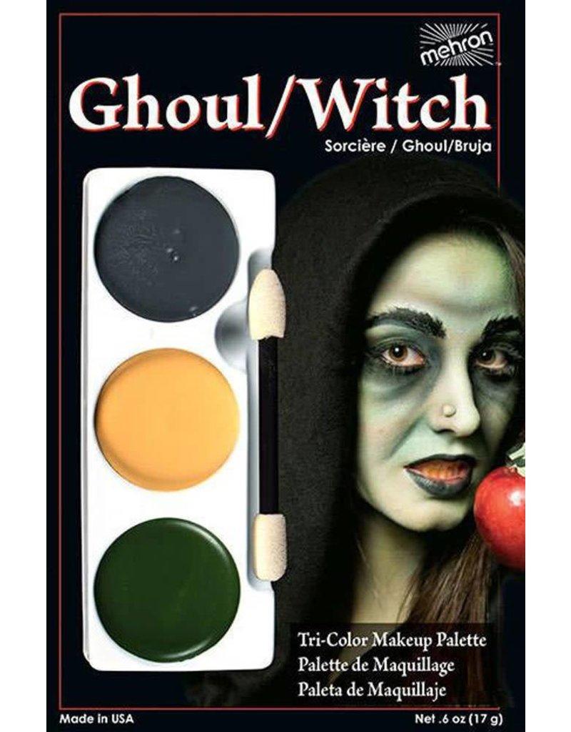 Mehron Witch Tri-Palette