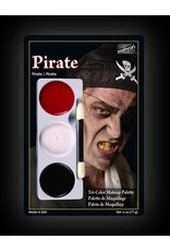 Mehron Pirate Tri-Palette