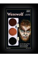 Mehron Werewolf Tri-Palette