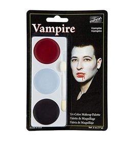 Mehron Vampire Tri-Palette