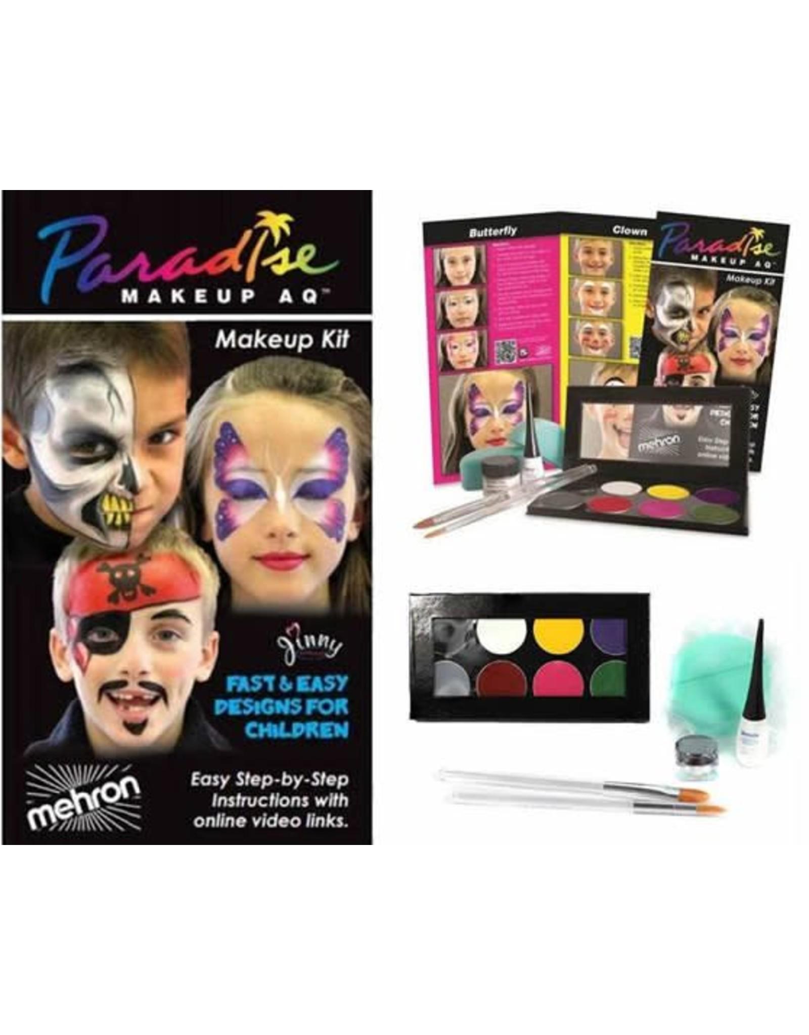 Mehron Face Painting Kit