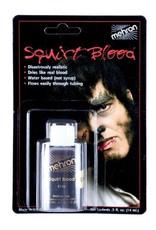 Mehron Squirt Blood Dark 1oz.