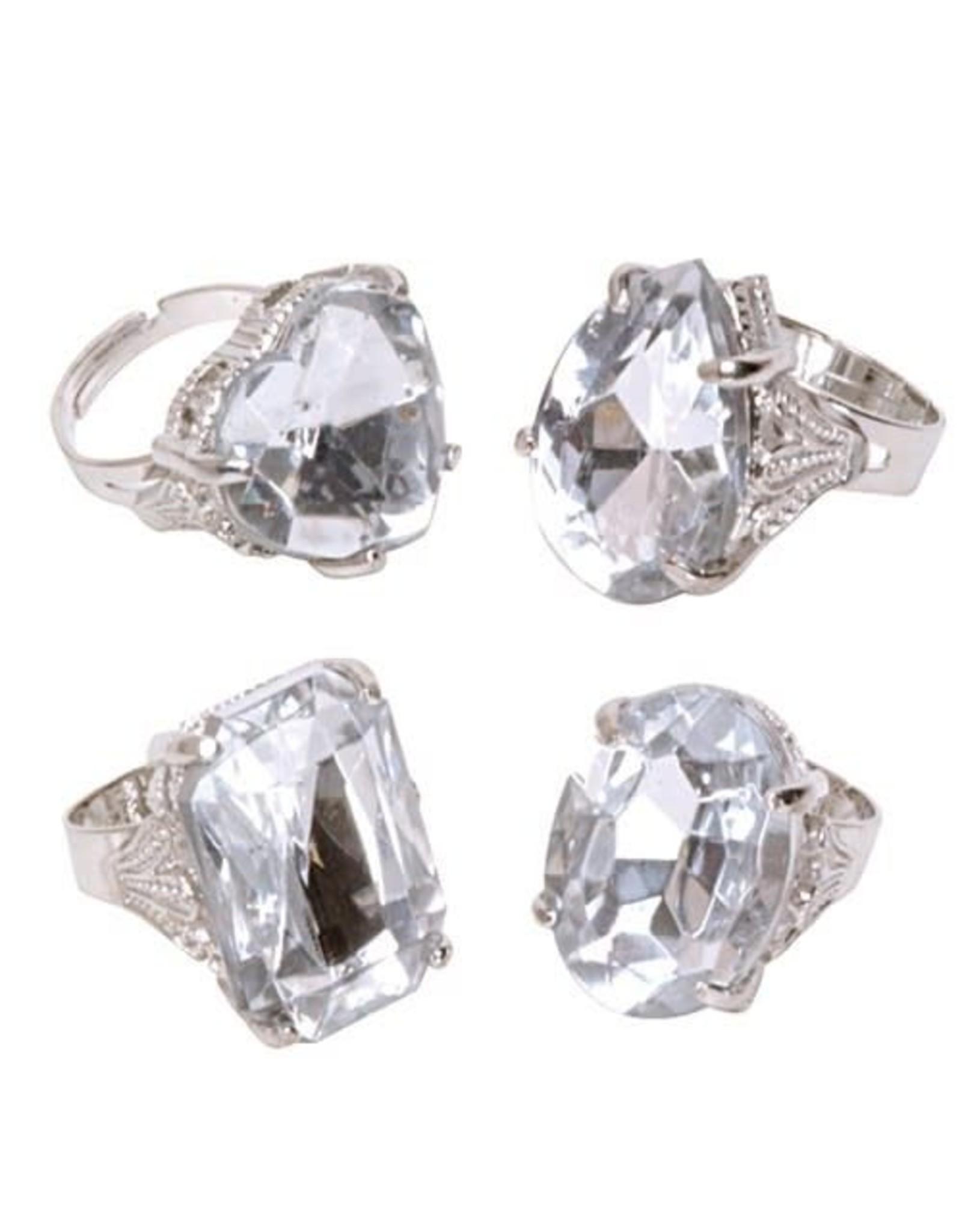 Dillon Diamond Look Ring