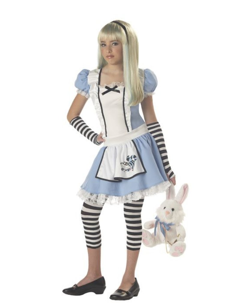 California Costume Alice Tween