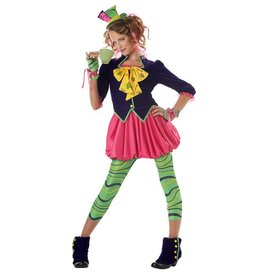California Costume Mad Hatter Tween