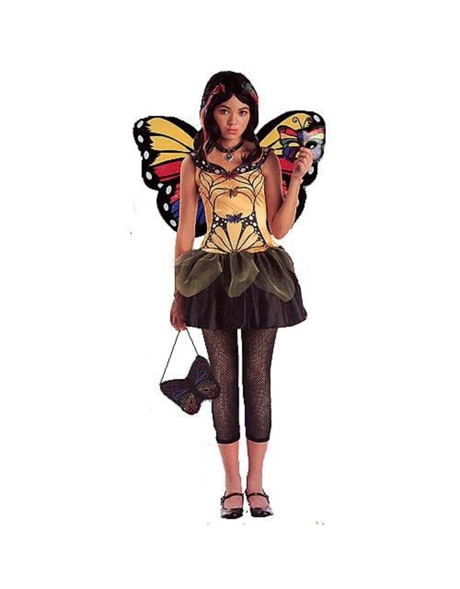 California Costume Butterfly Tween
