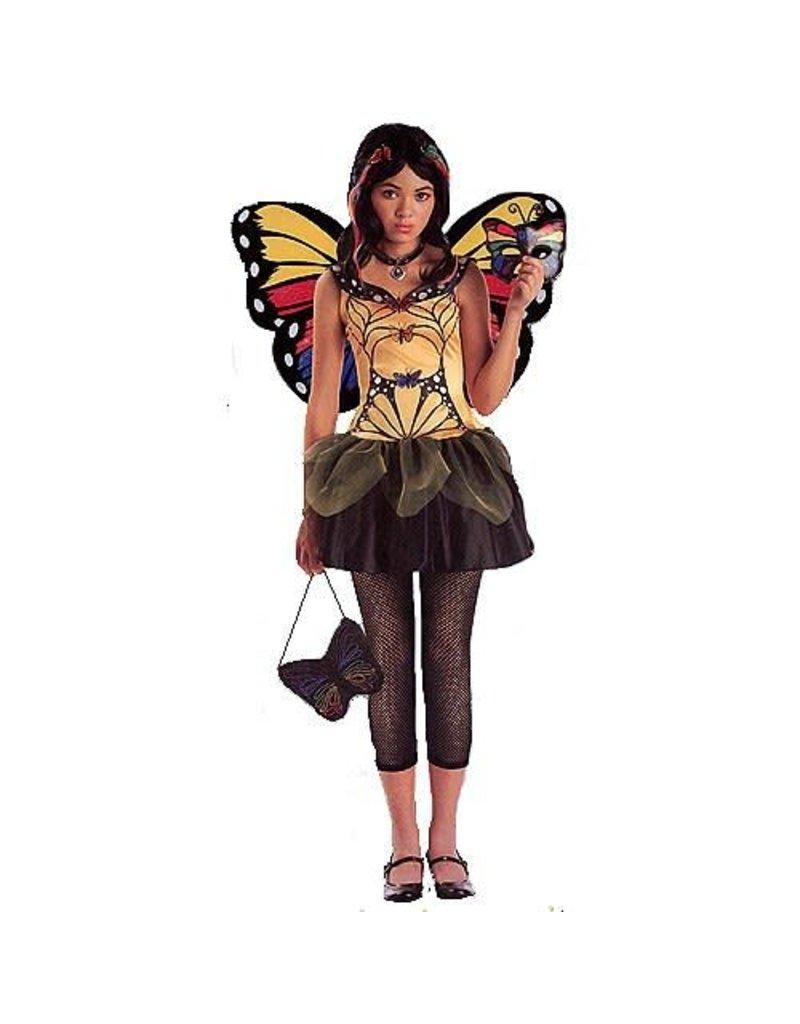 California Costume Butterfly Tween