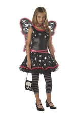 California Costume Skull & Stars Tween