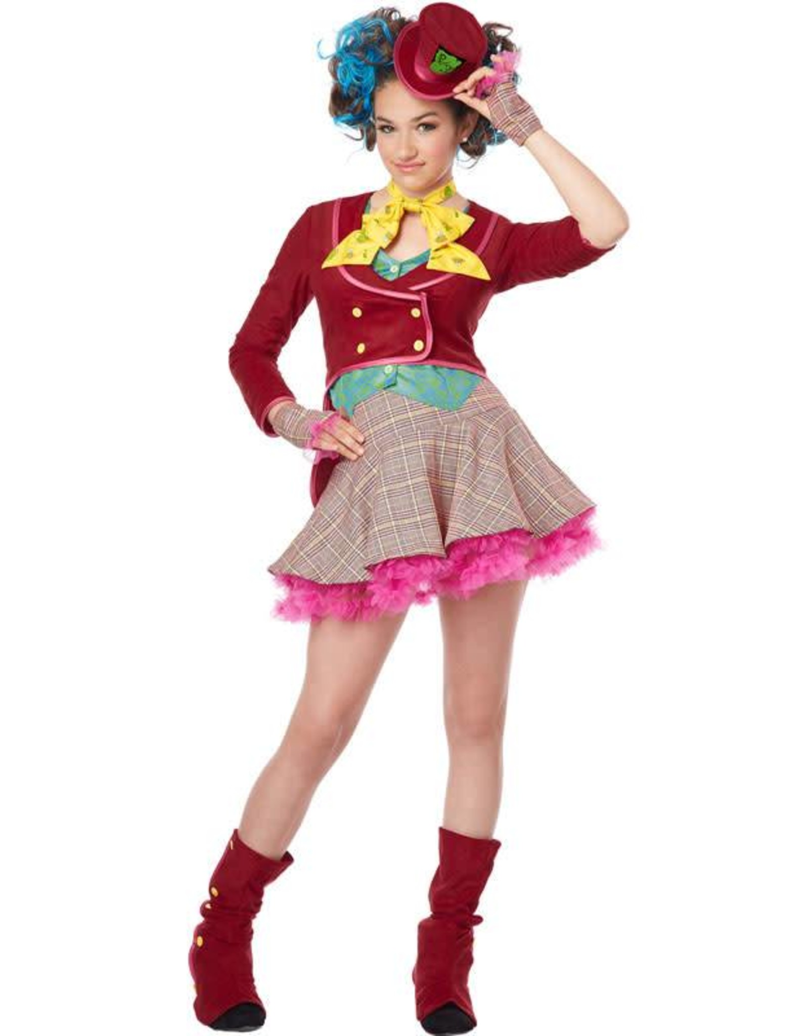 California Costume Mad as a Hatter