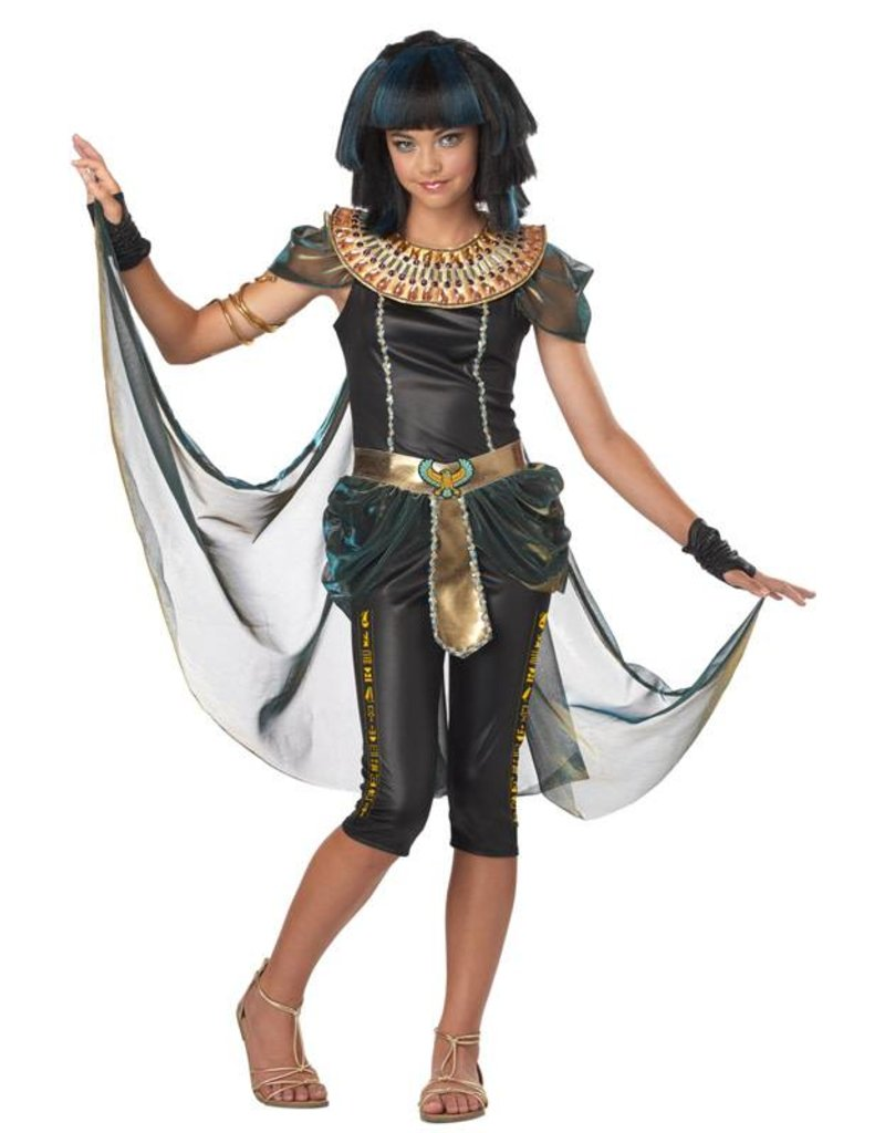 California Costume Dark Egyptian Princess