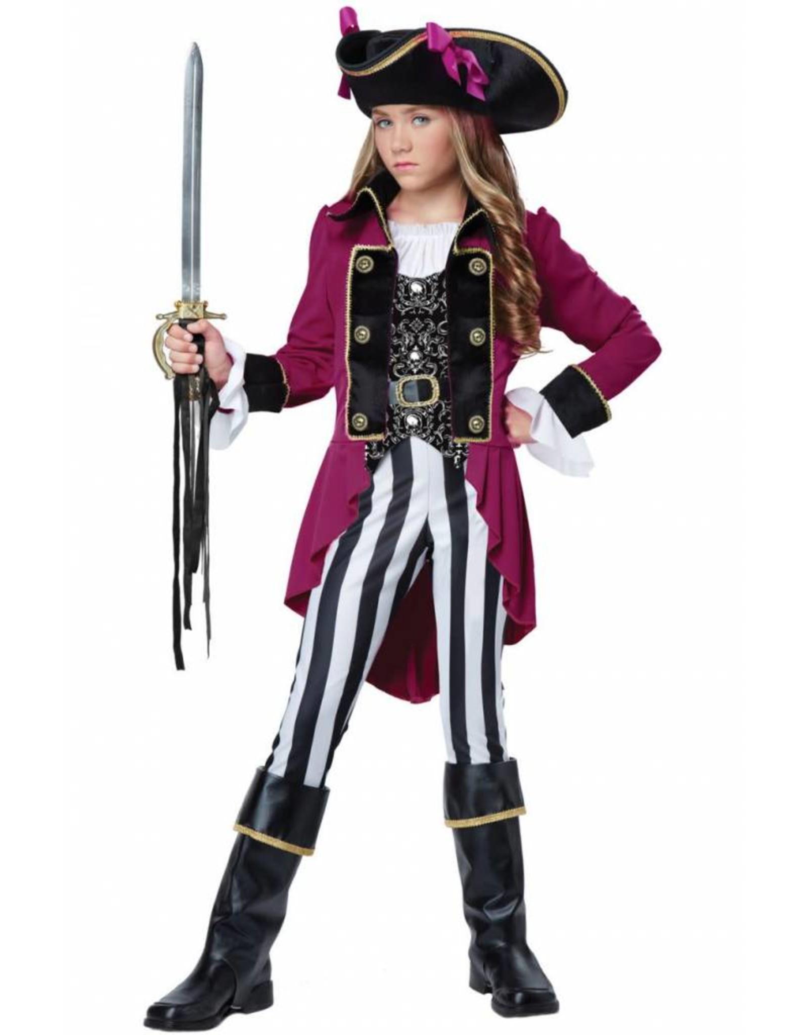 California Costume Fashion Pirate