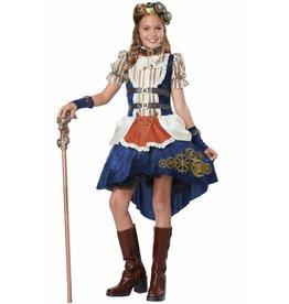 California Costume Steampunk Fashion Girl