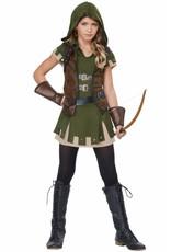 California Costume Miss Robin Hood