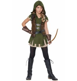California Costume Miss Robin Hood