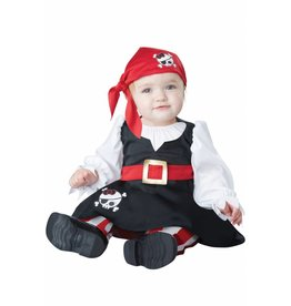 California Costume Petite Pirate (12-18mth)