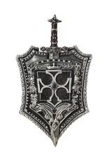 California Costume Crusader Sword & Shield 18