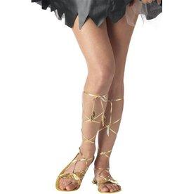 California Costume Goddess Sandal S