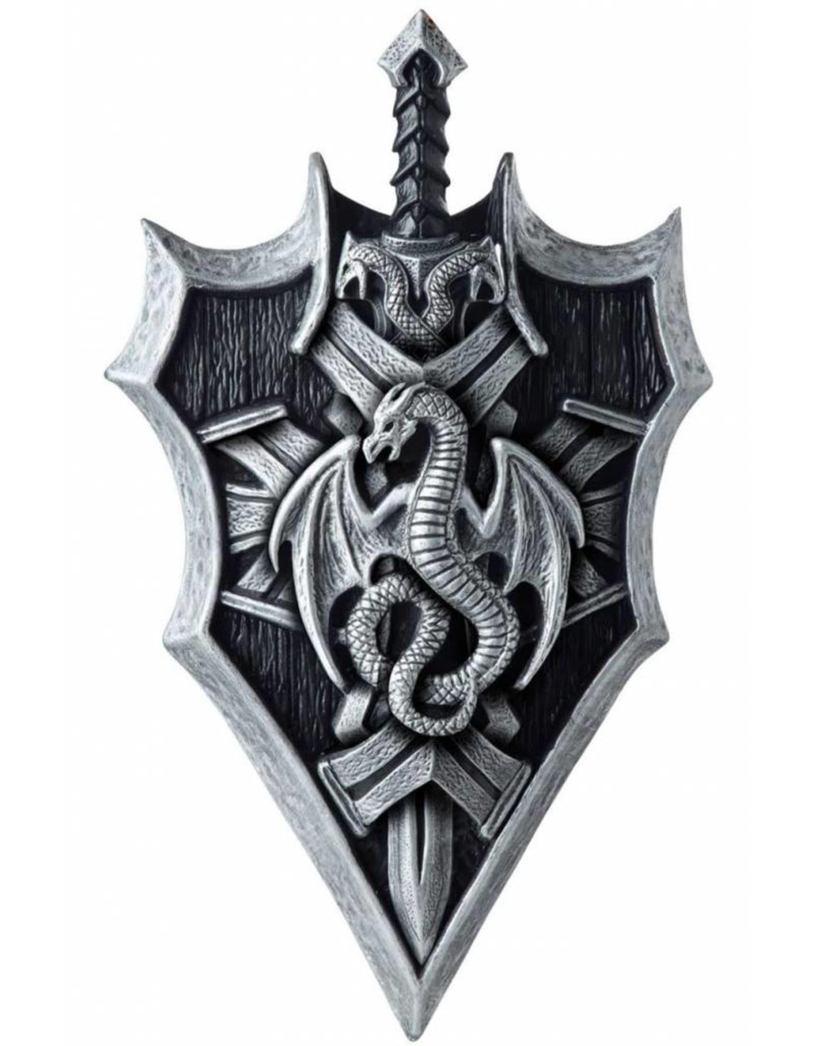 California Costume Dragon Lord Shield & Sword