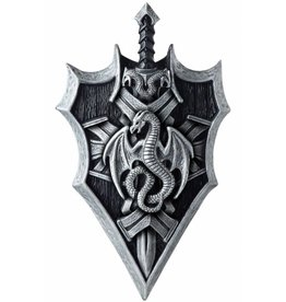 California Costume Dragon Lord Shield & Sword