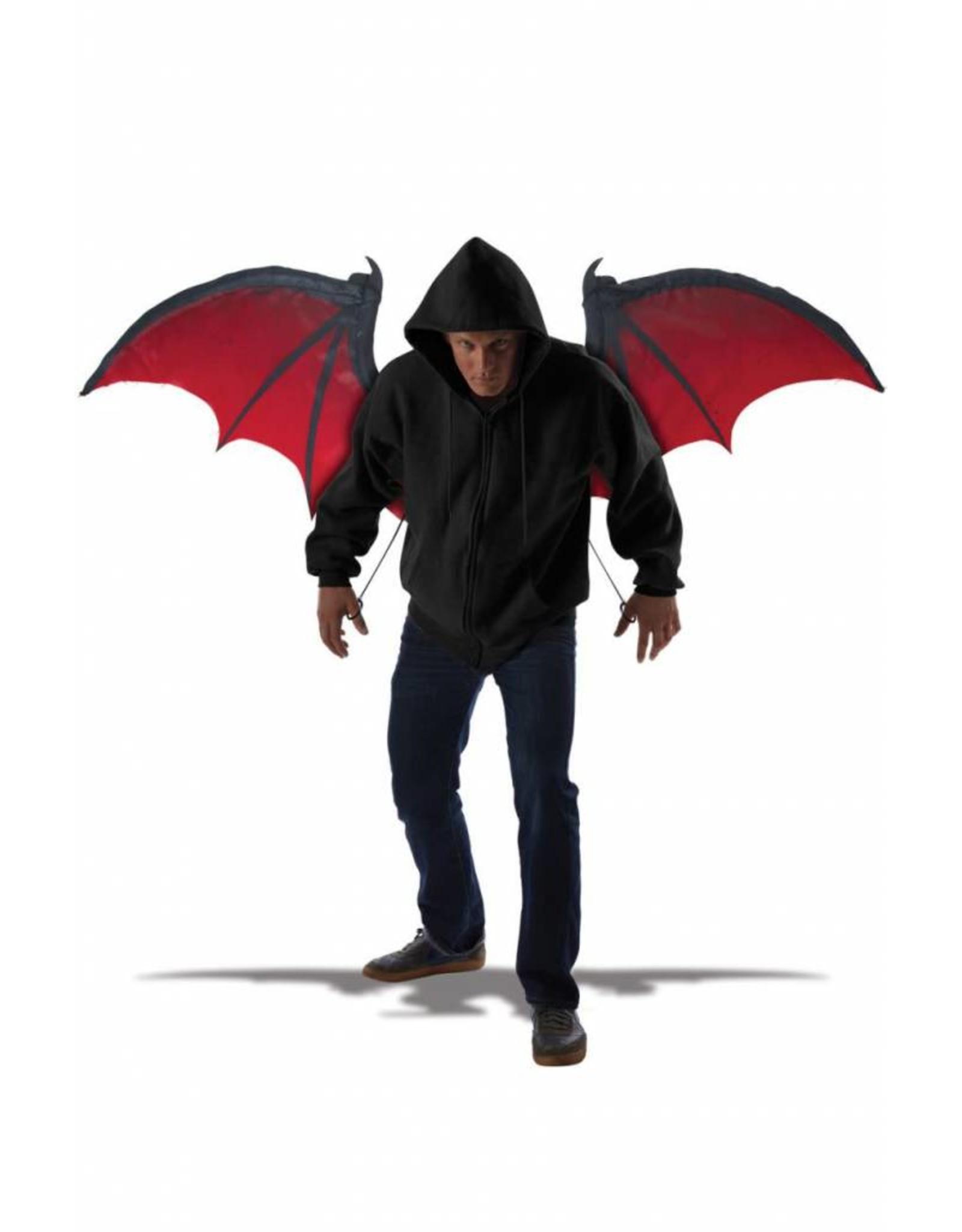 California Costume Bloodnight Wings