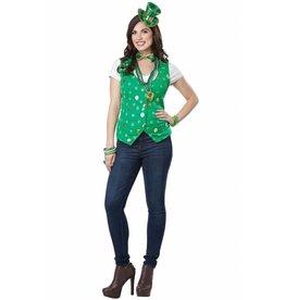California Costume Lucky Lady Kit