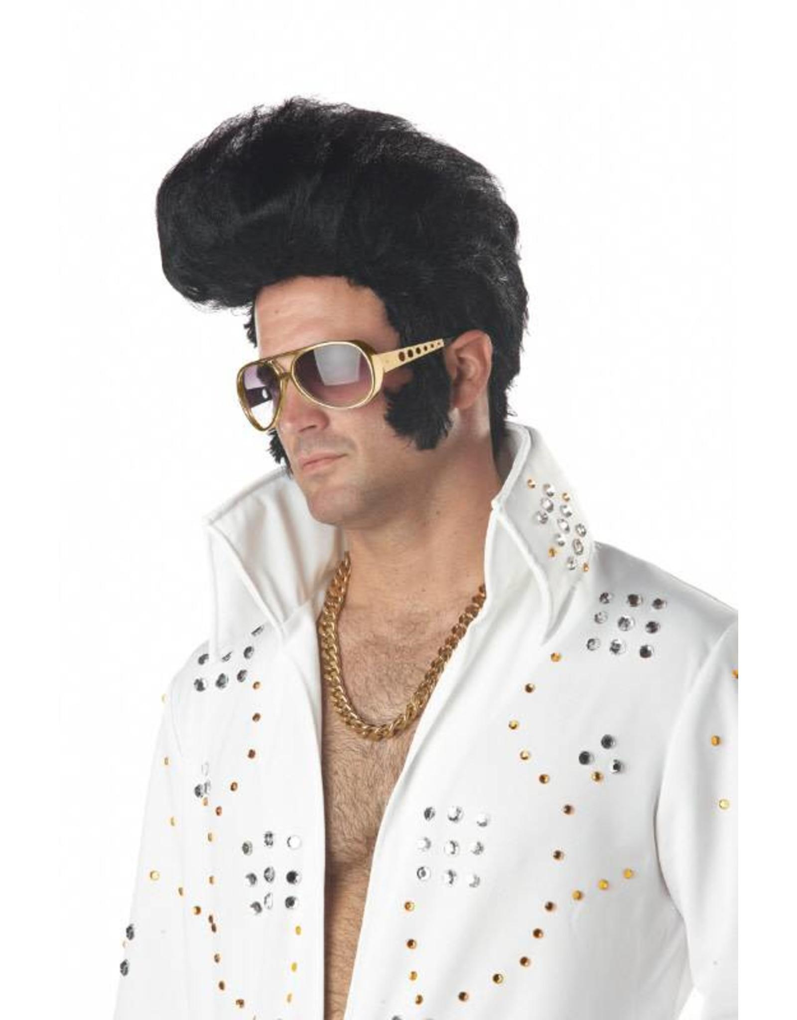 California Costume Rock n' Roll Elvis Wig