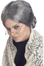 California Costume Grandma Wig