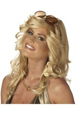 California Costume Discorama Wig Blonde