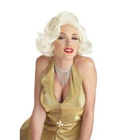 California Costume Marilyn Monroe Wig