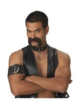 California Costume Leather Daddy Moustache