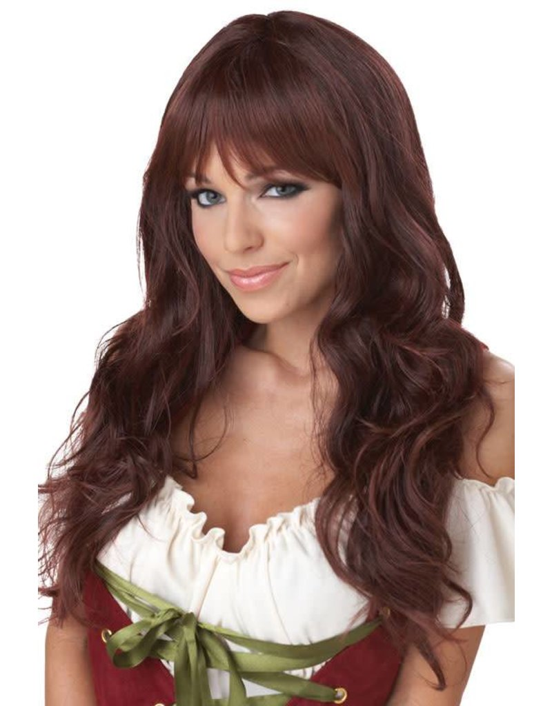 California Costume Coquette Wig Brunette