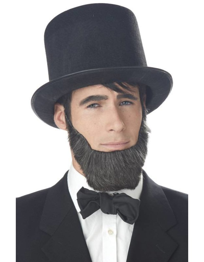 California Costume Honest Abe Beard