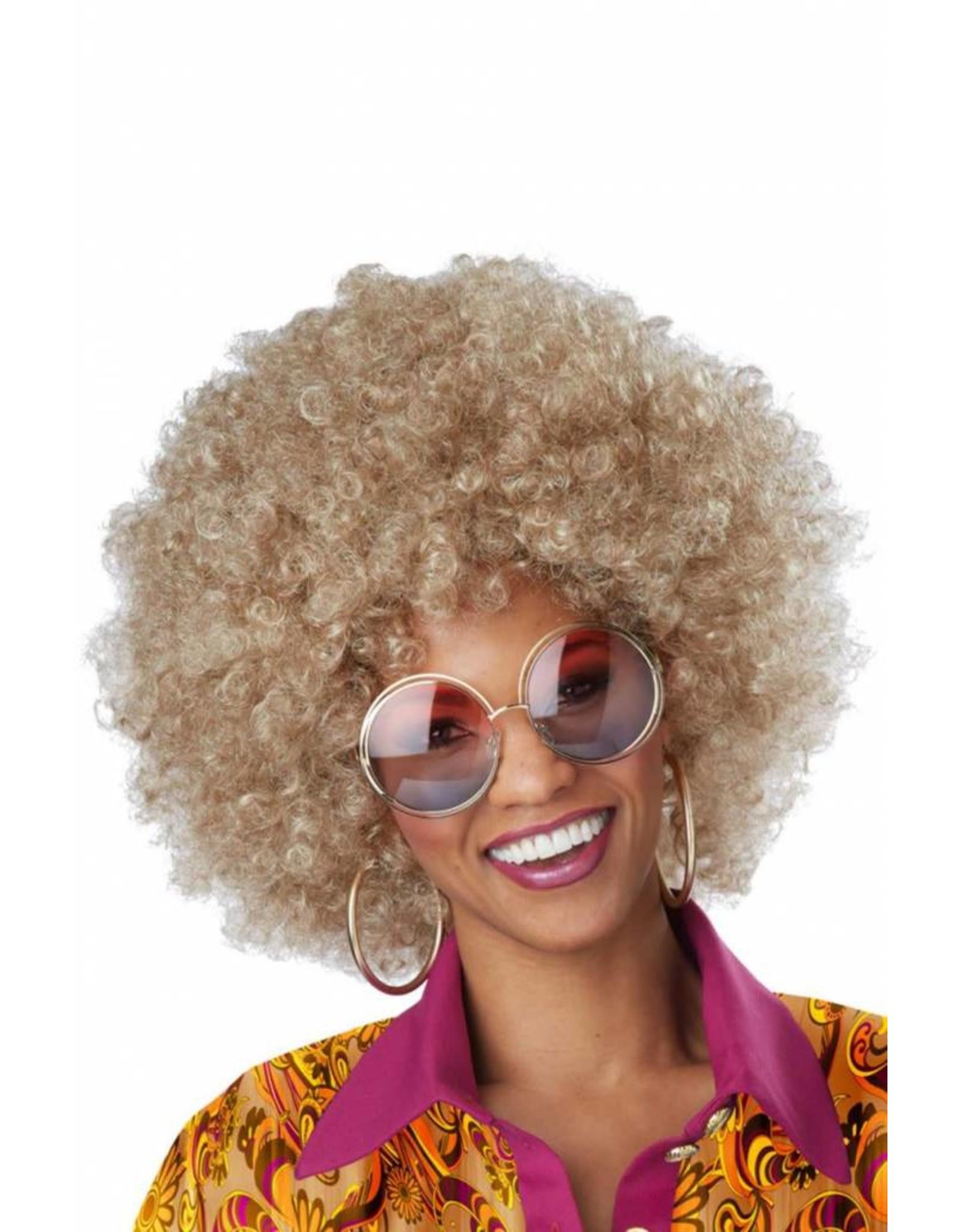 California Costume Foxy Lady Wig Blonde
