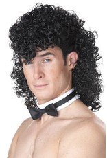 California Costume Girls Night Out Wig Black