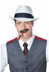 California Costume Gangster Stache