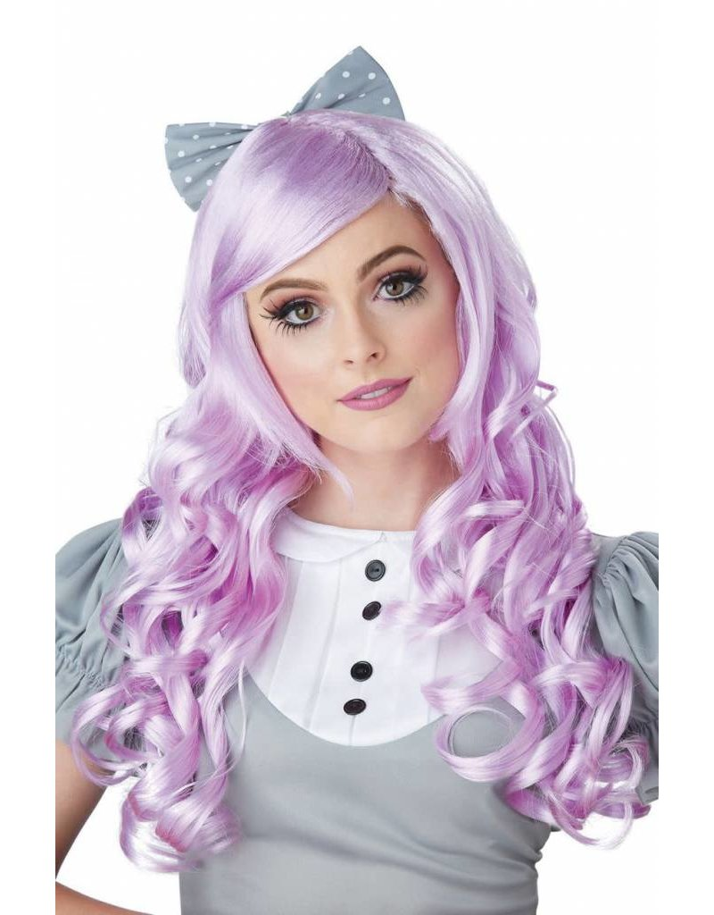 California Costume Cosplay Doll Lavender