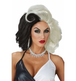 California Costume Cruel Diva Wig