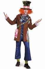Disguise Mad Hatter Prestige Adult