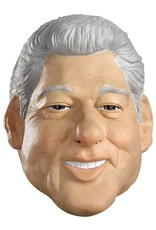 Disguise President Clinton Mask