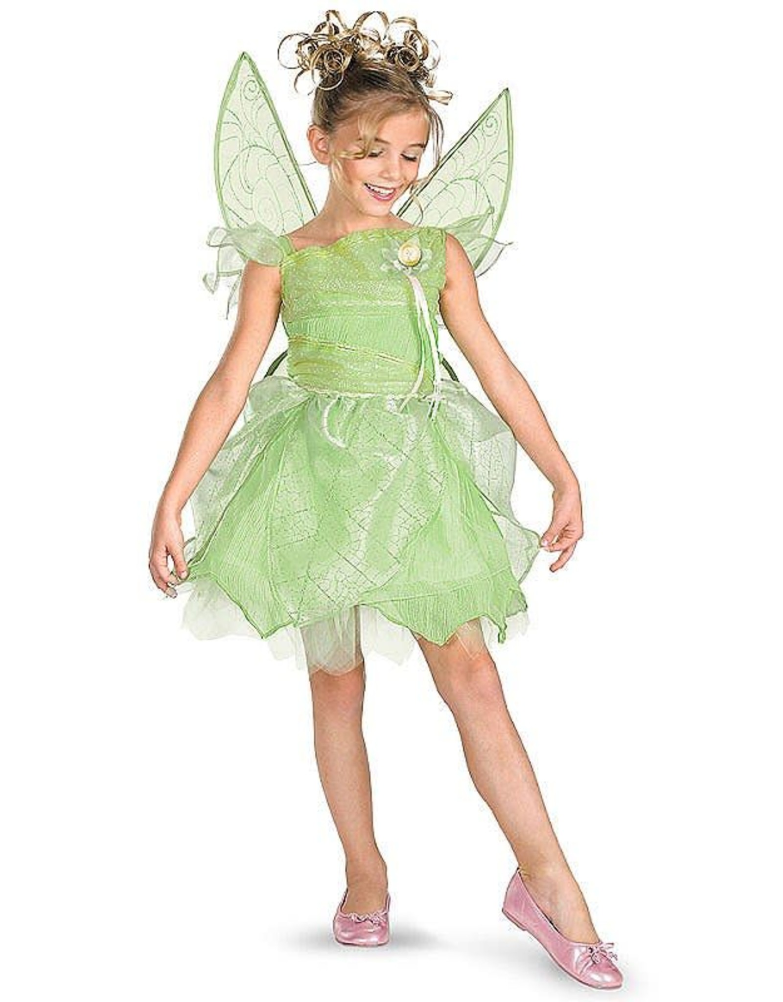 Disguise Tink Deluxe G (10-12)