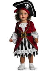 Disguise Pirate Princess W (12-18mth)