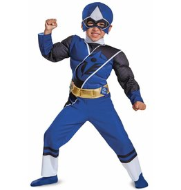 Disguise Blue Power Ranger M (3T-4T)