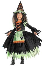 Disguise Storybook Witch M (3T-4T)