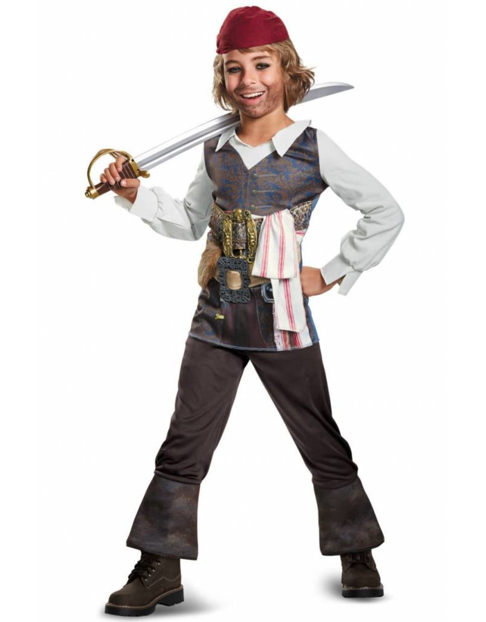 Disguise Jack Sparrow