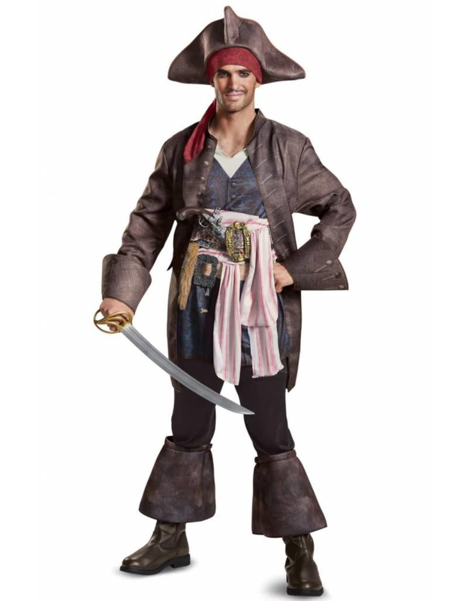 Disguise Jack Sparrow Deluxe Teen
