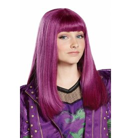 Disguise Descendants Mal Wig