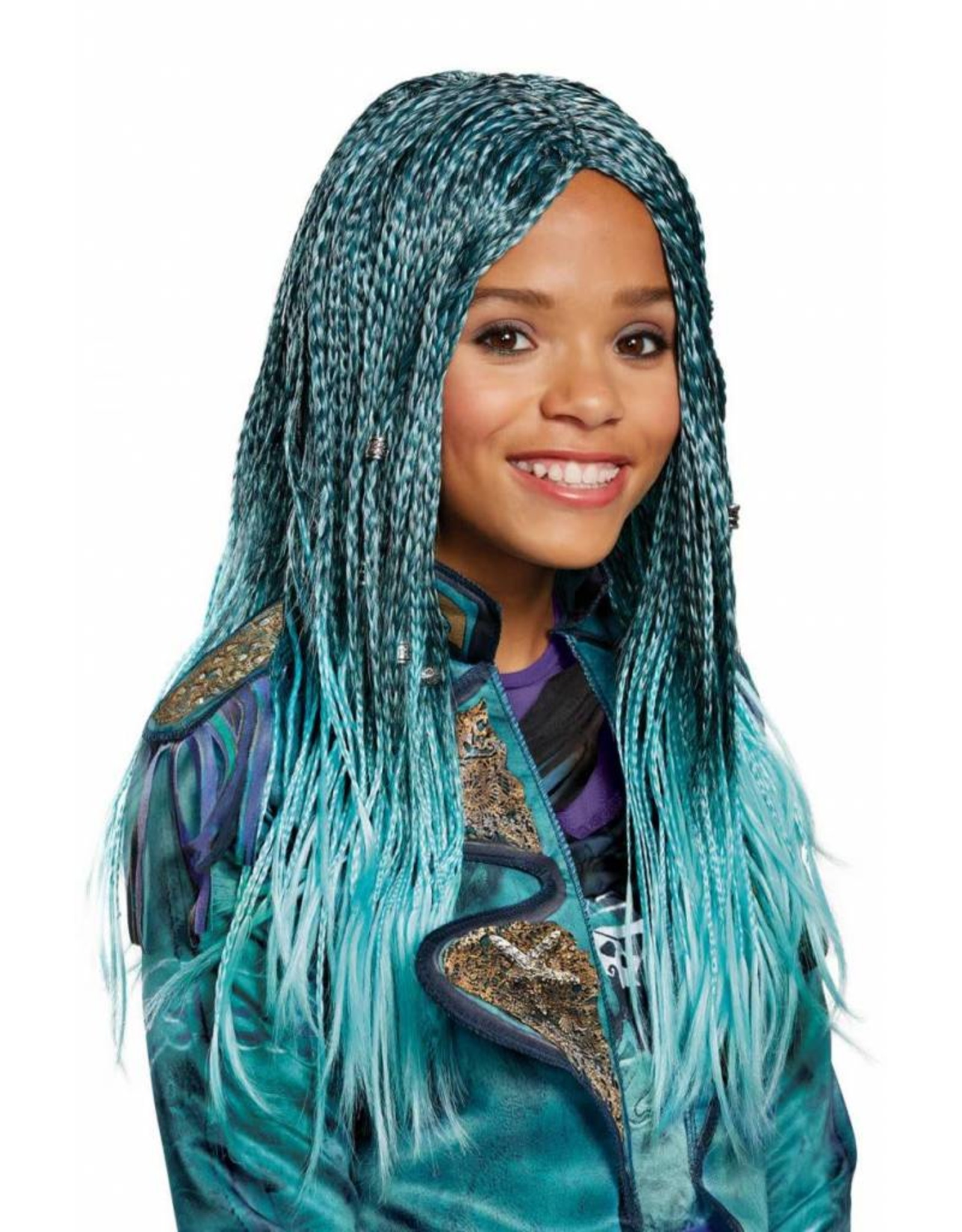 Disguise Descendants Uma Wig